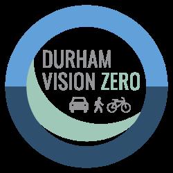 durham vision zero logo