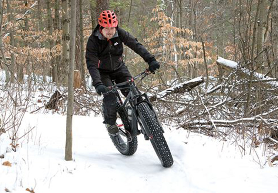 Fat Biking in Durham Region