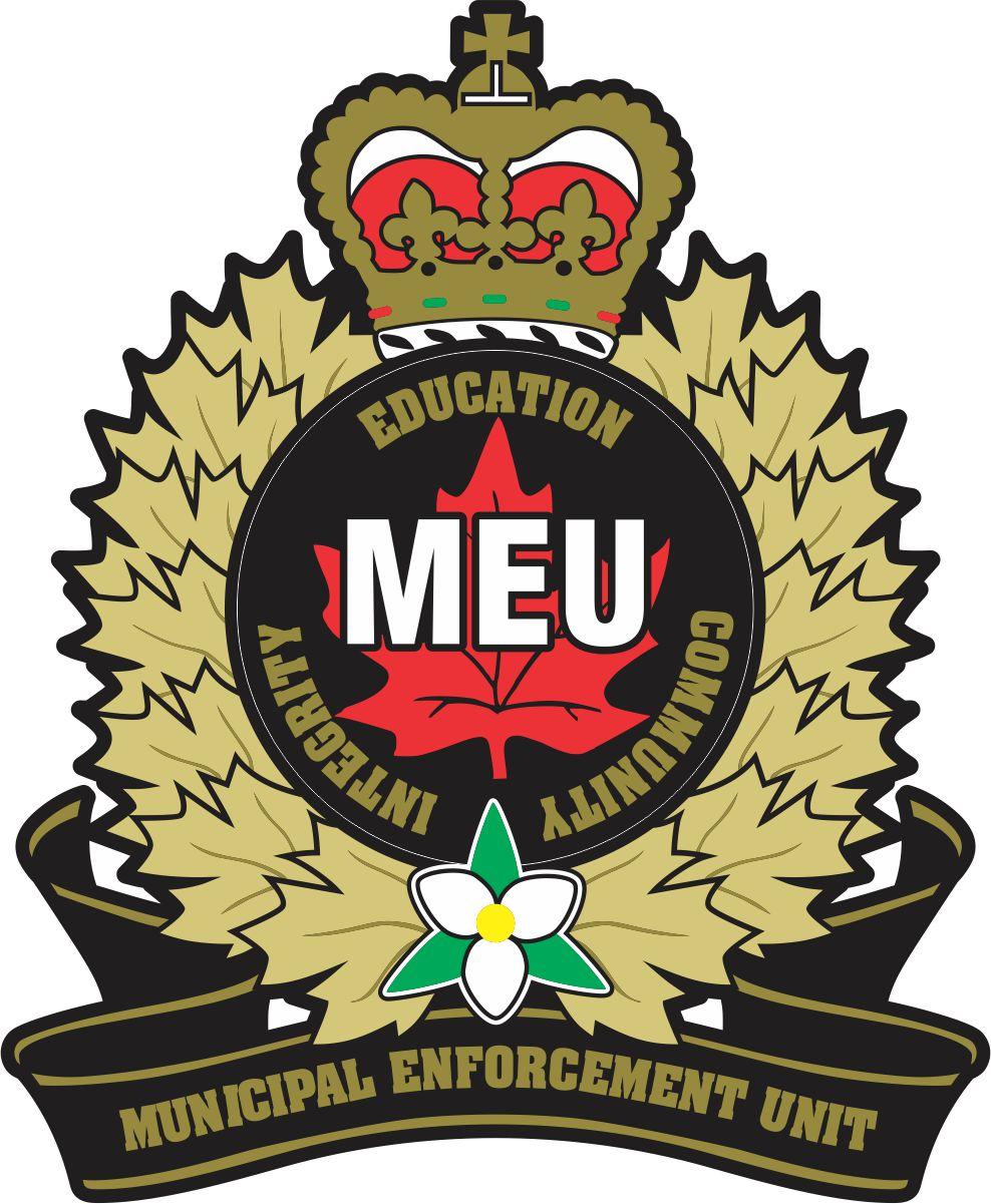 Municipal Enforcement Unit Logo