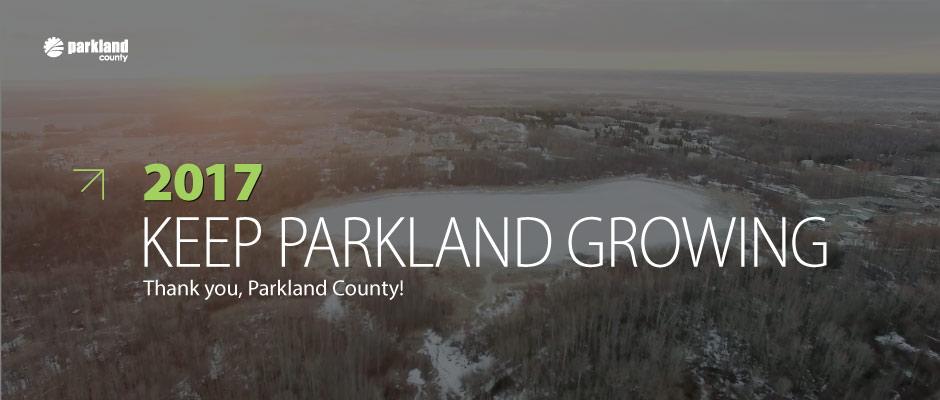Keep Parkland Growing