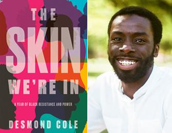 Author Desmond Cole