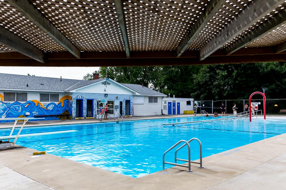 George Hancock Pool