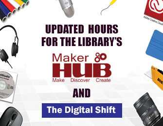 maker hub design and logo