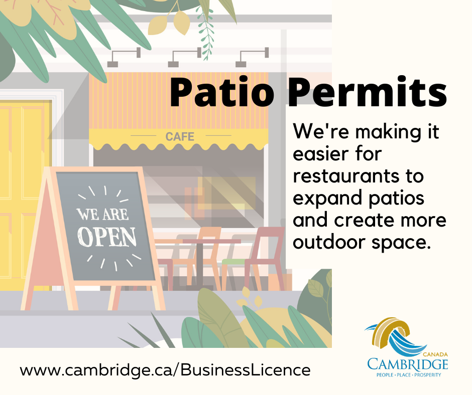 Patio-permits