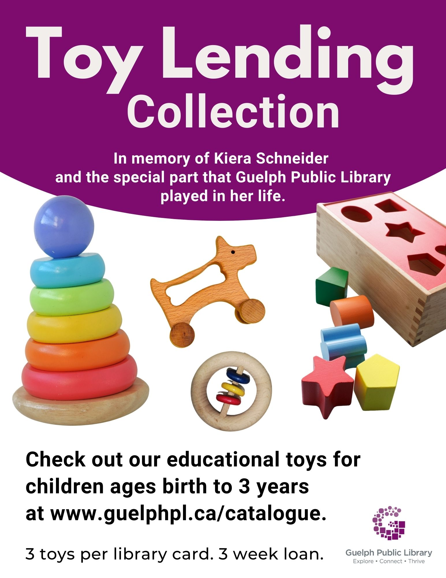 Toy Lending Collection