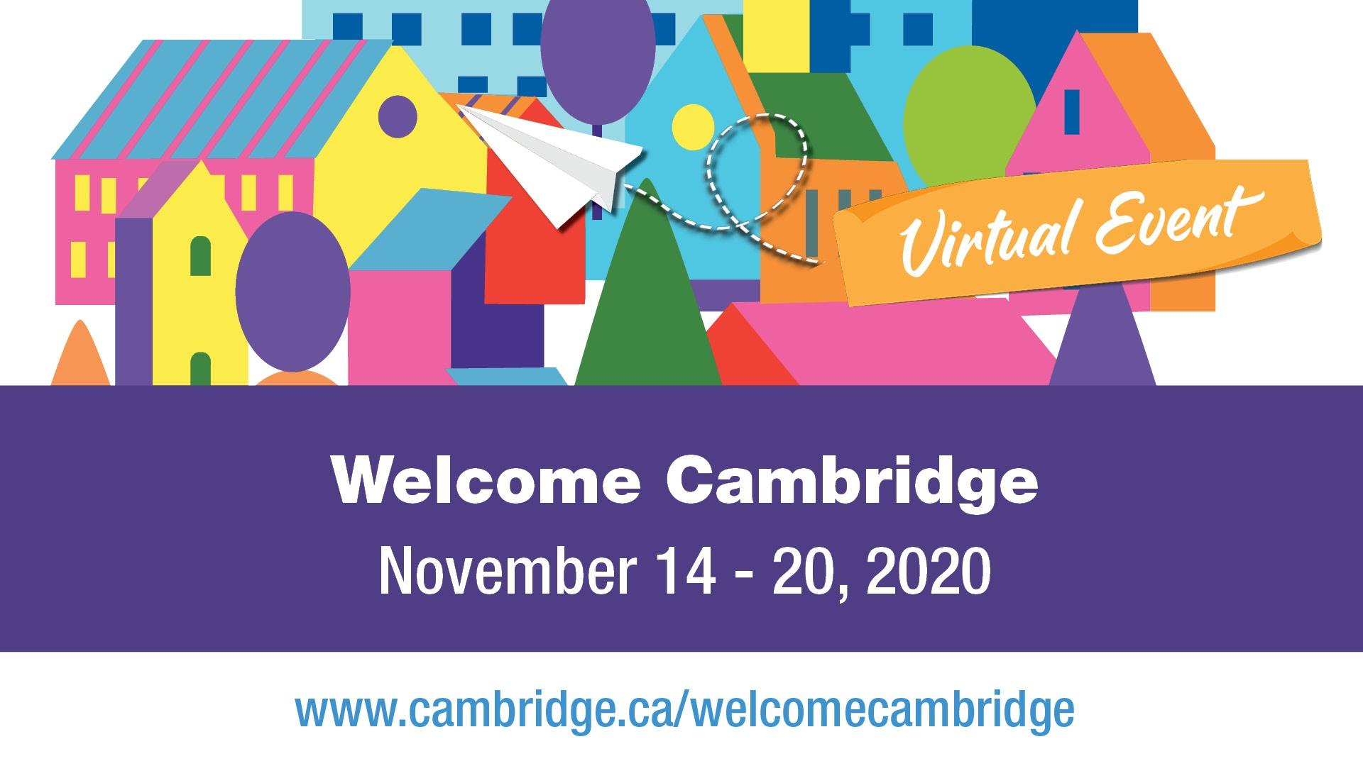 Welcome Cambridge