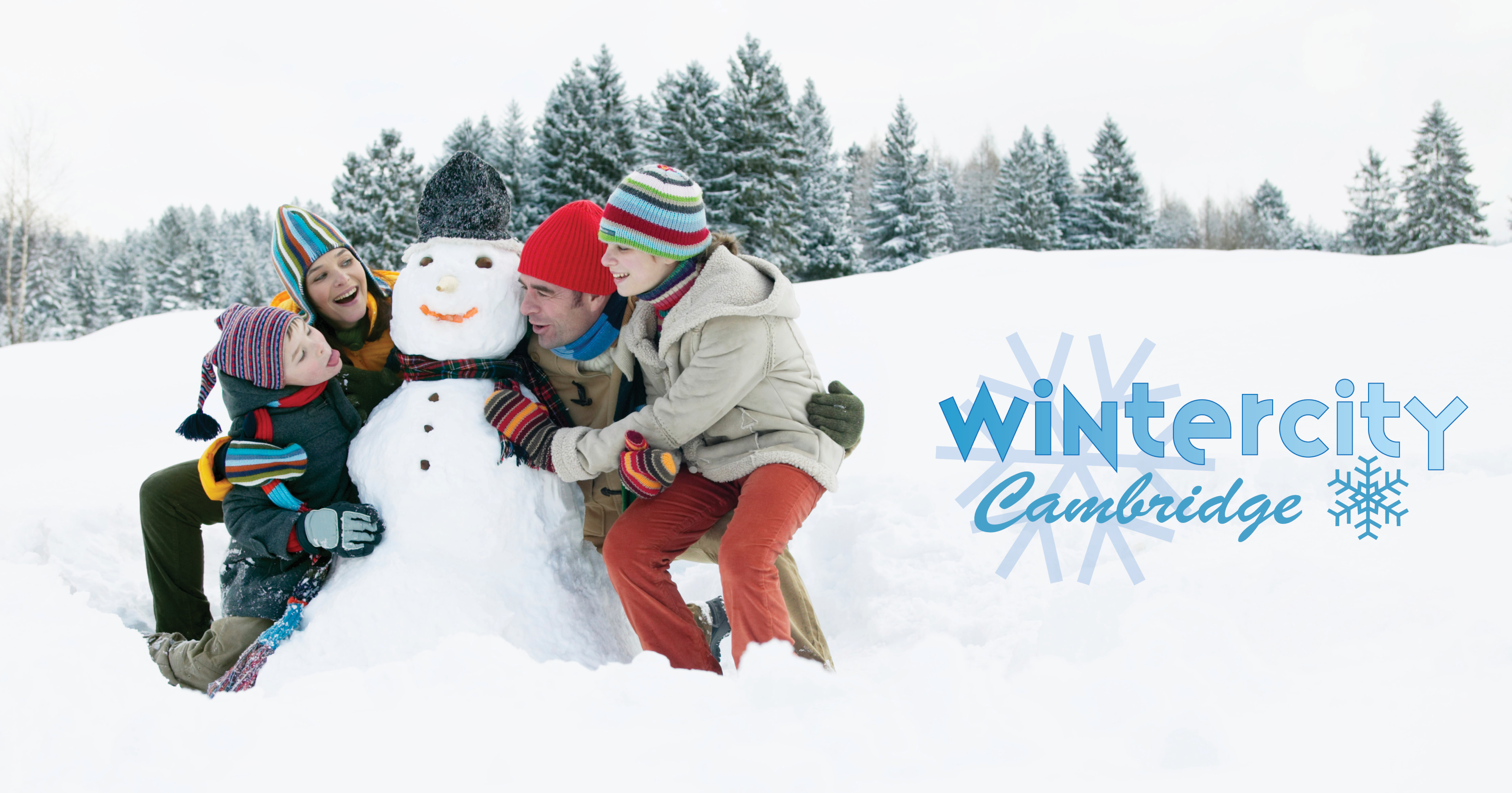 Winter City Cambridge