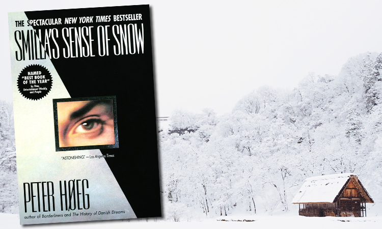 Smilla's sense of snow book cover