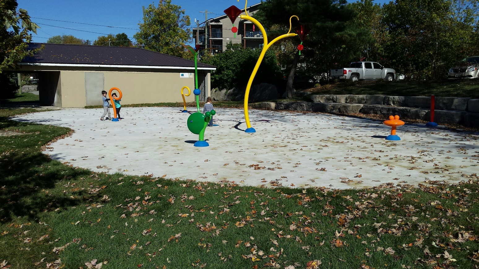 Fenelon Falls Splash Pad