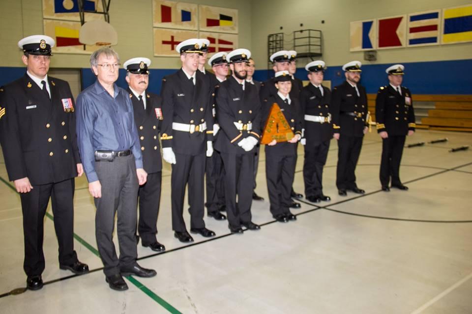 HMCS Cabot 1