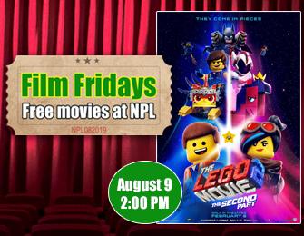 film fridays lego movie 2