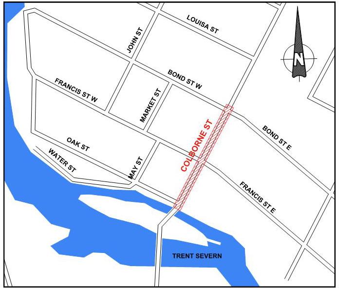 Map of Fenelon Falls