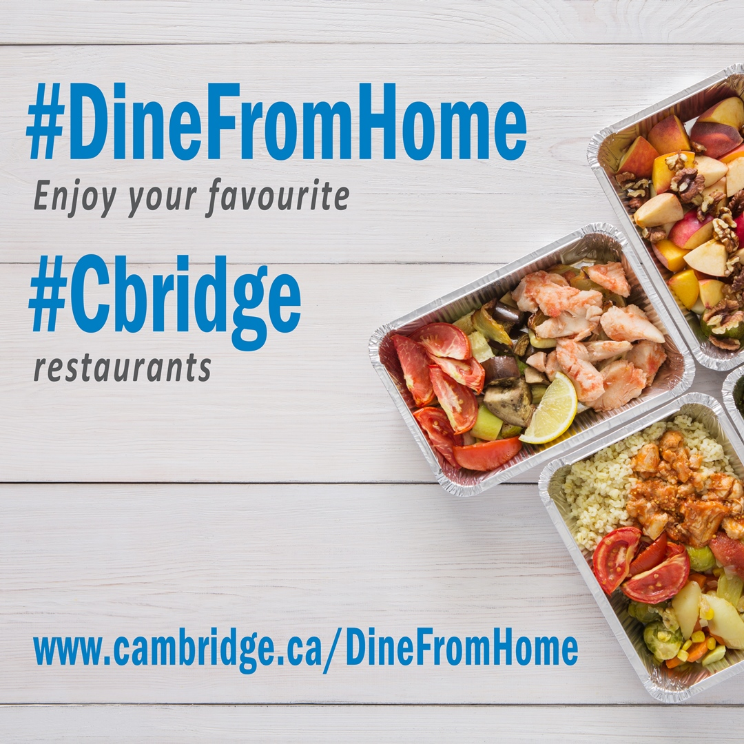 #DineFromHome-promoters