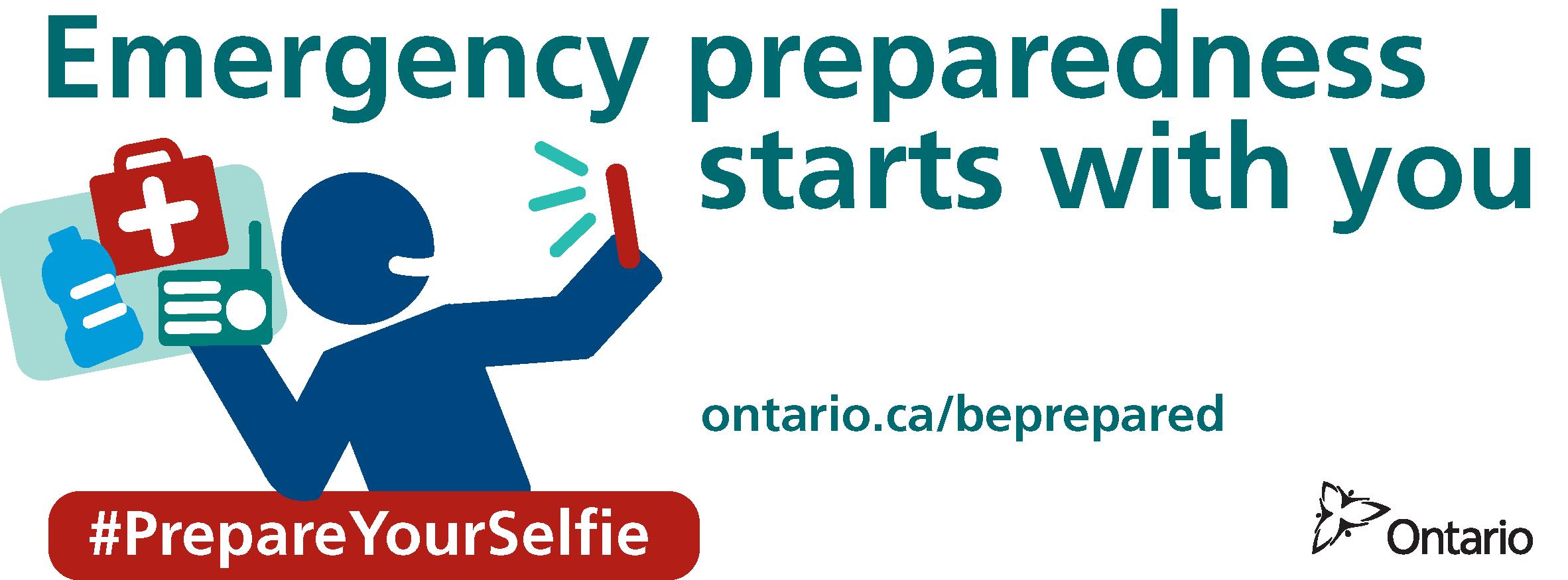 emergency selfie