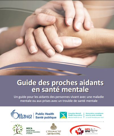 Mental Health Caregiver Guide French