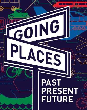 Going Places exhibit