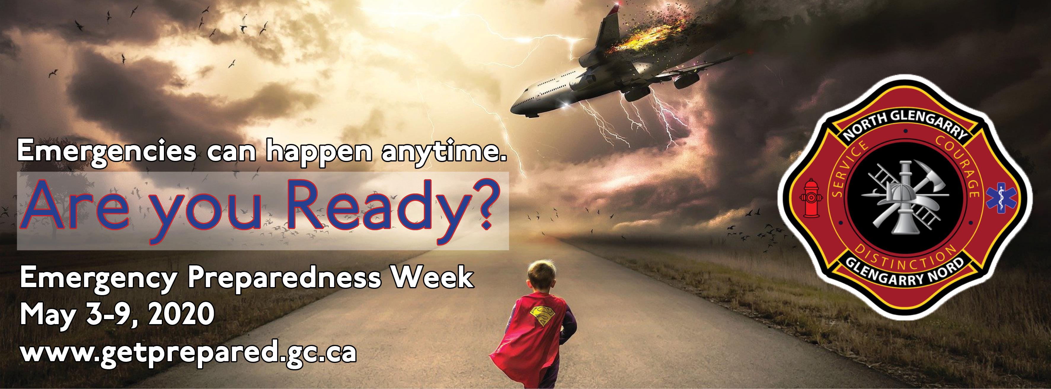 2020 Emergency Preparedness Week