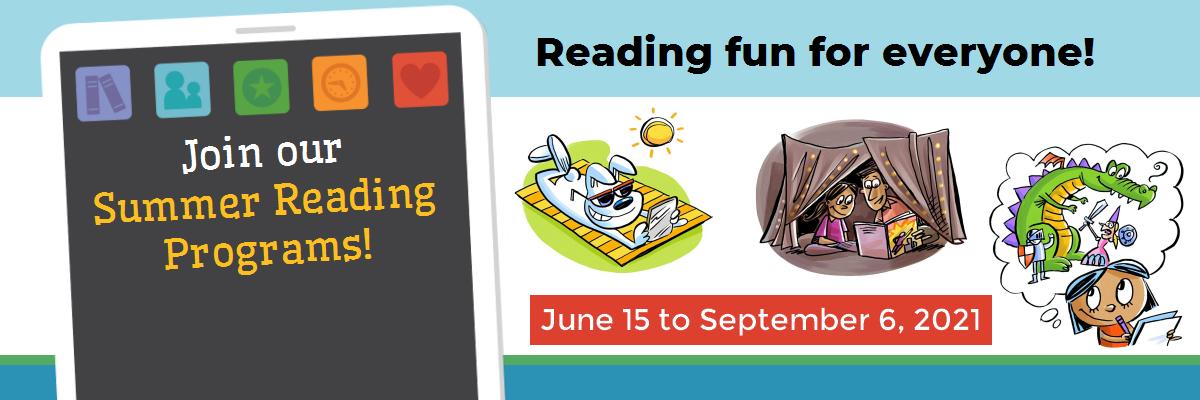 Summer Reading Fun 2021
