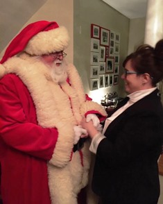 Interview with Santa