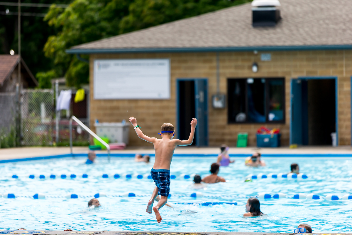 Two city pools to open July 4