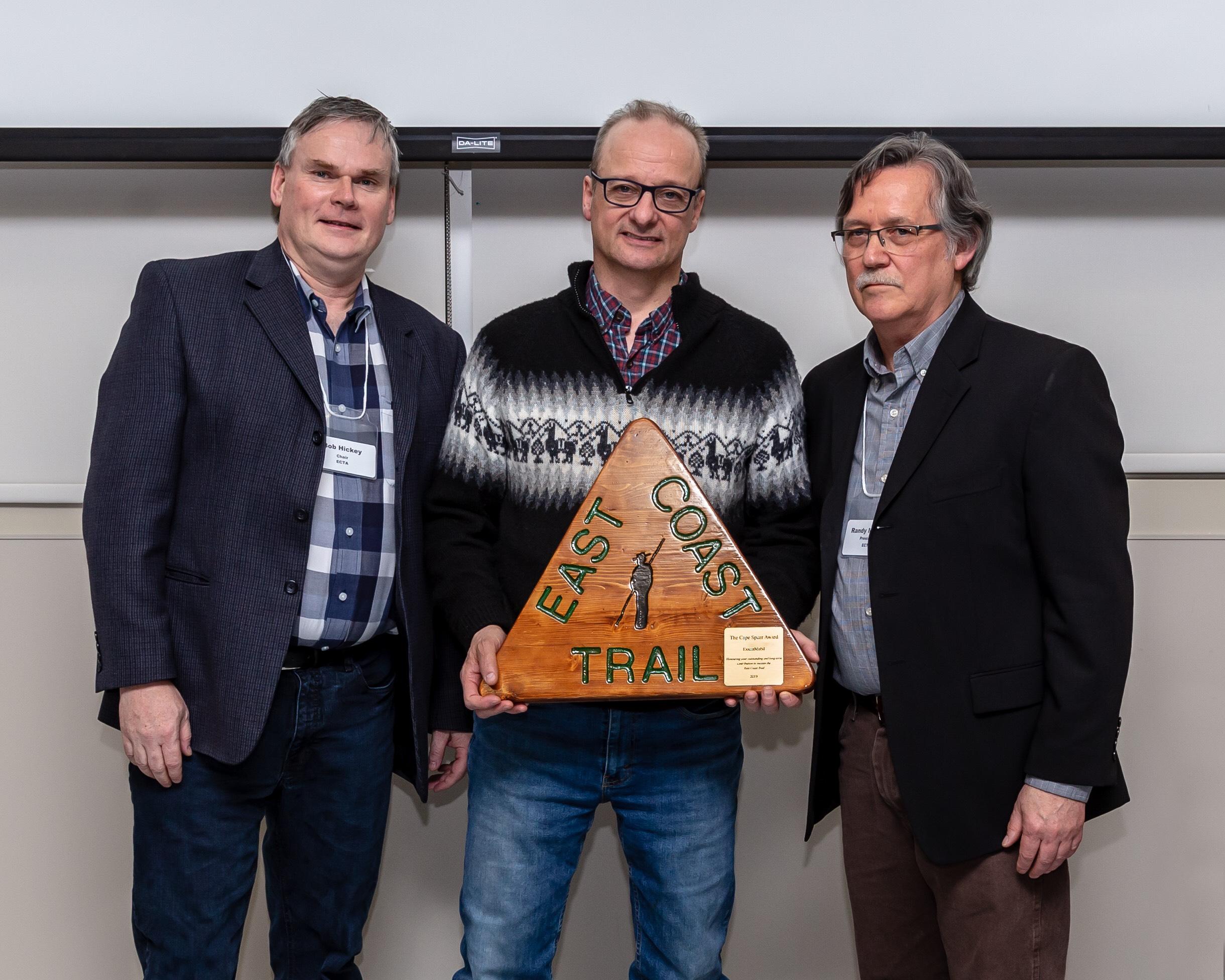 ExxonMobil Award April 25 2019