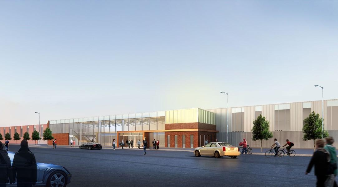 Cambridge Sports Park expansion