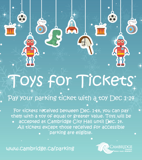 Toys for Tickets 2017