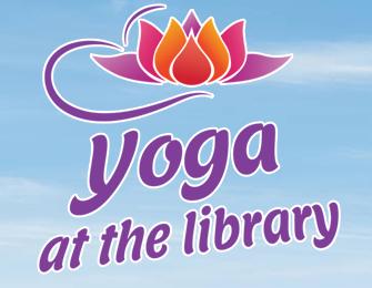 yoga lotus flower
