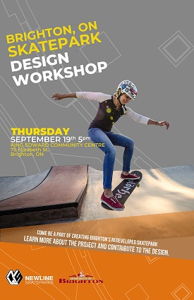 Skate Board Park Design Workshop