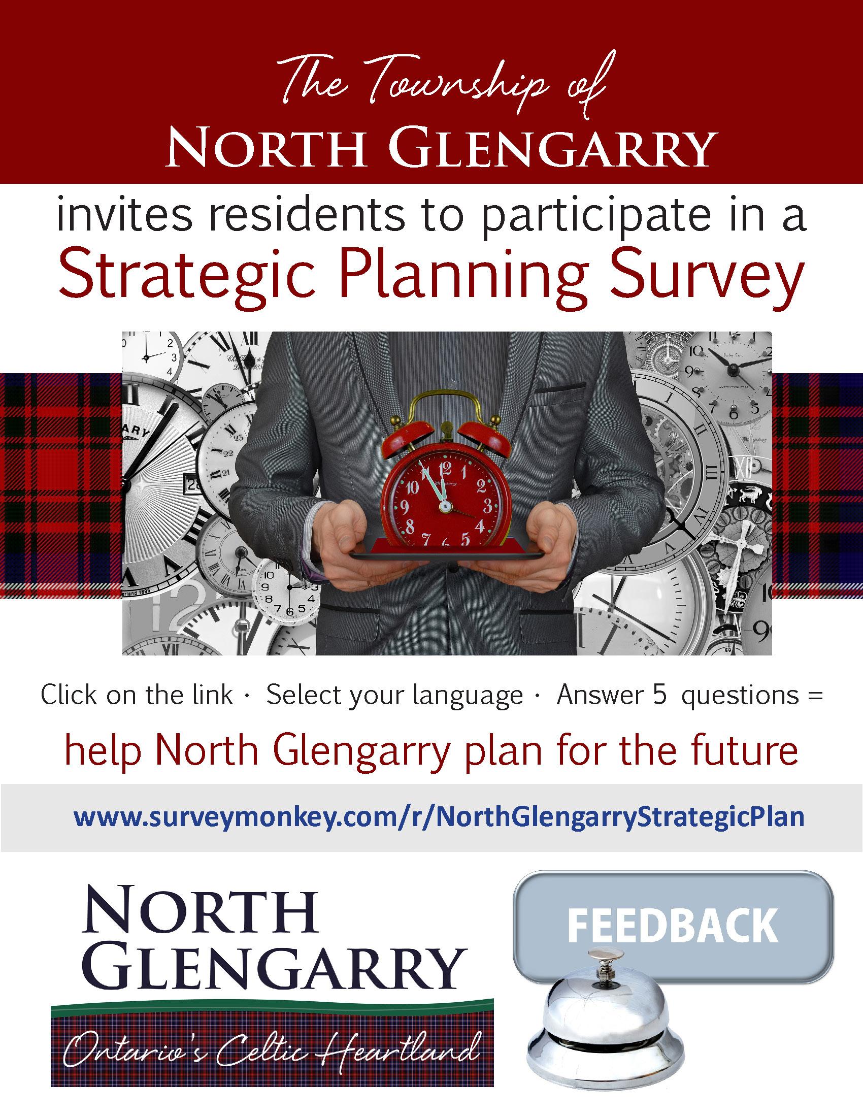 Strategic Planning Survey Poster