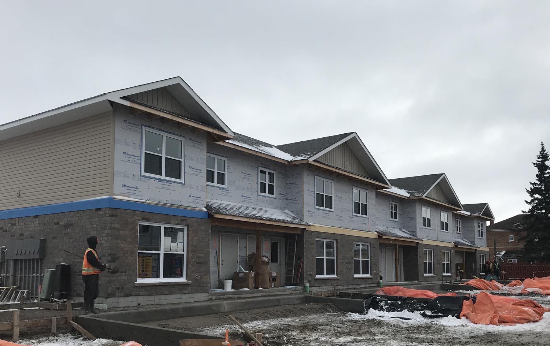 Affordable Housing Building (5 Bond Street East)