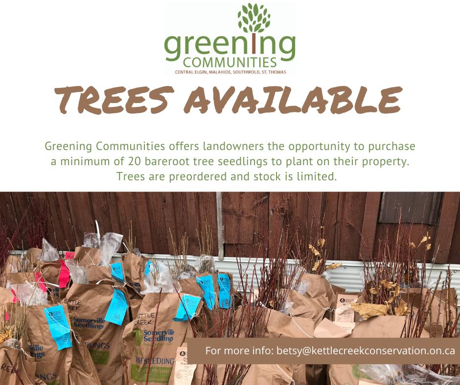 2021 Greening Communities Program