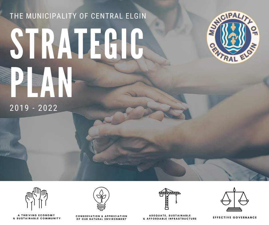 facebook post of strategic plan
