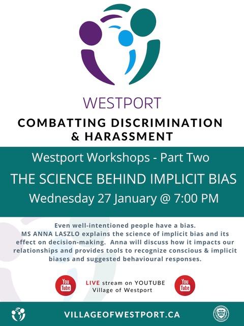Fb Post - Comnatting Discrimination and Harrassment - 21Jan2021
