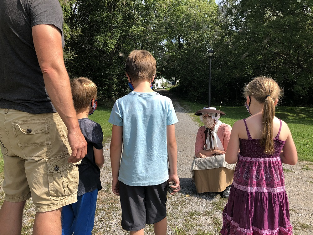 Pickering Museum Village Adapts to Emerging Learning Pods