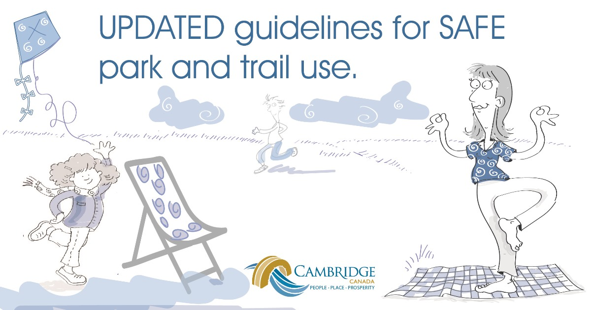Updated park guidelines