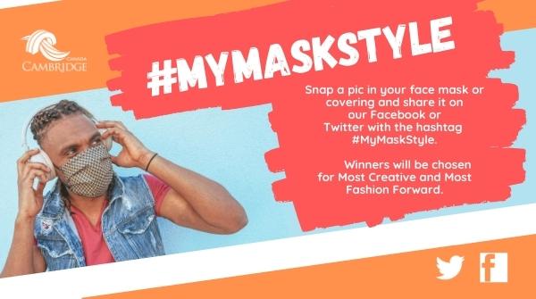 #MyMaskStyle contest