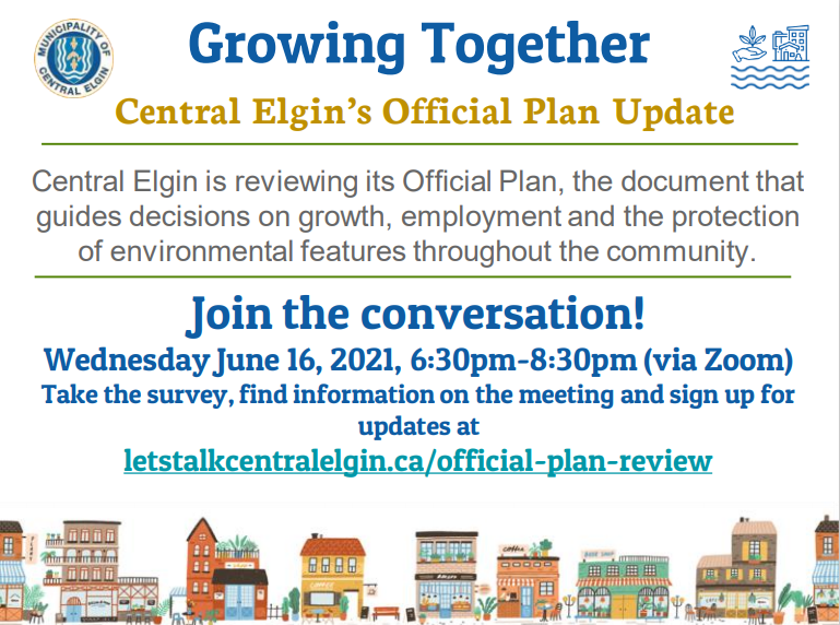 Join The Conversation Official Plan