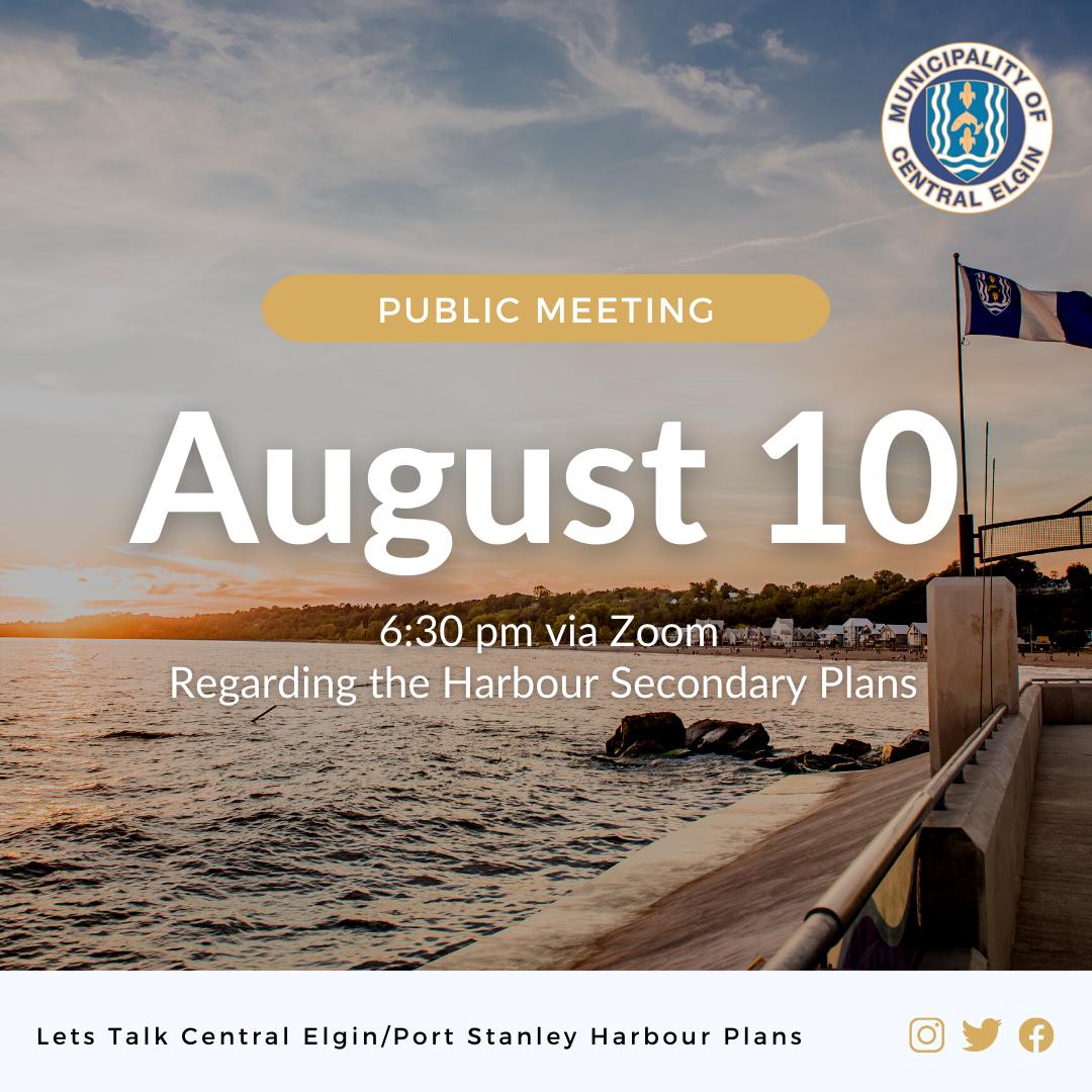 harbour secondary plans public meeting (1)