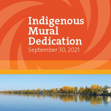 Indigenous Mural Dedication Event