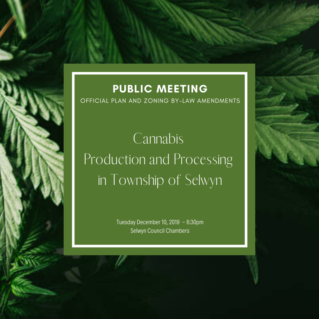 Public Meeting Graphic