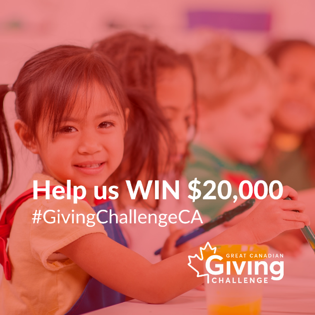 Canada Helps Great Canadian Giving Challenge