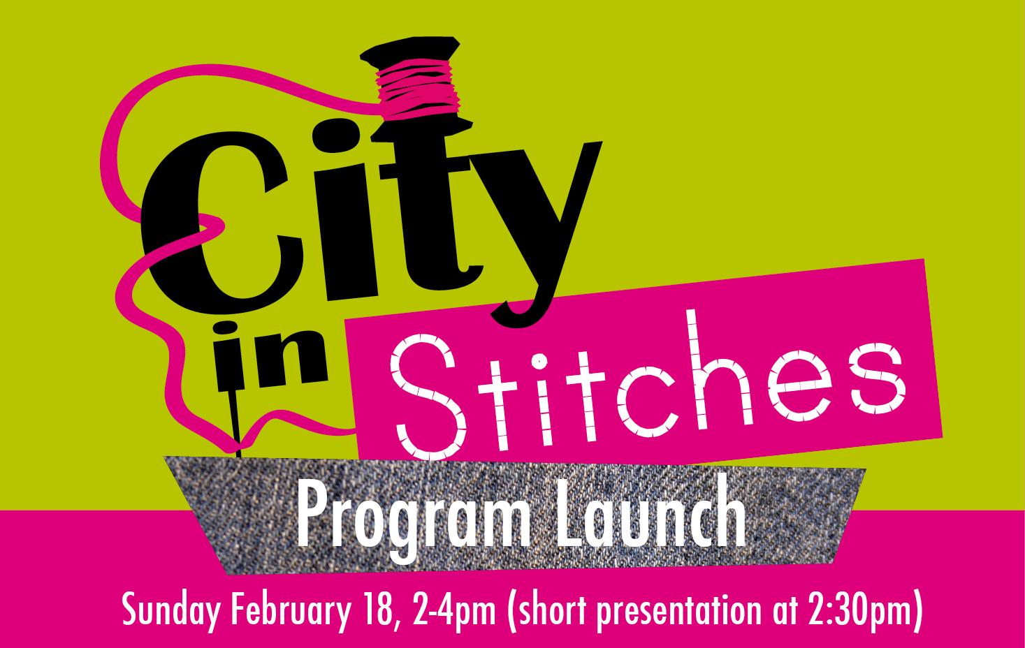 City in Stitches