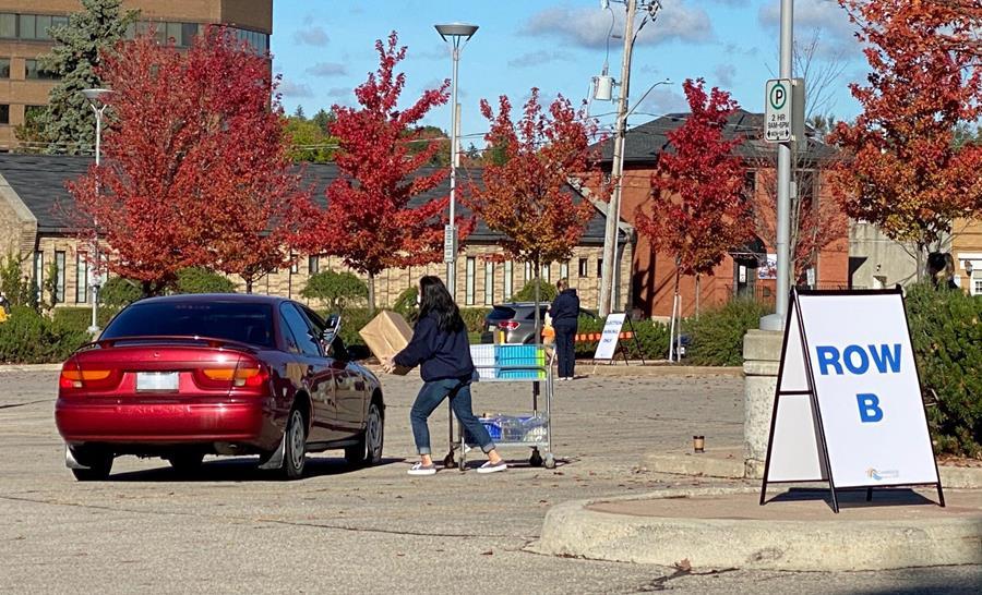 Curbside Voting
