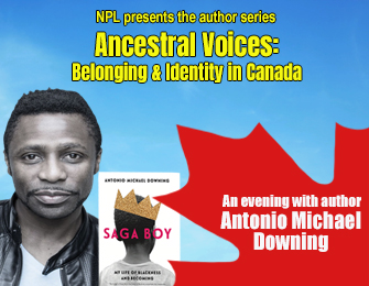 ancestral voices author series