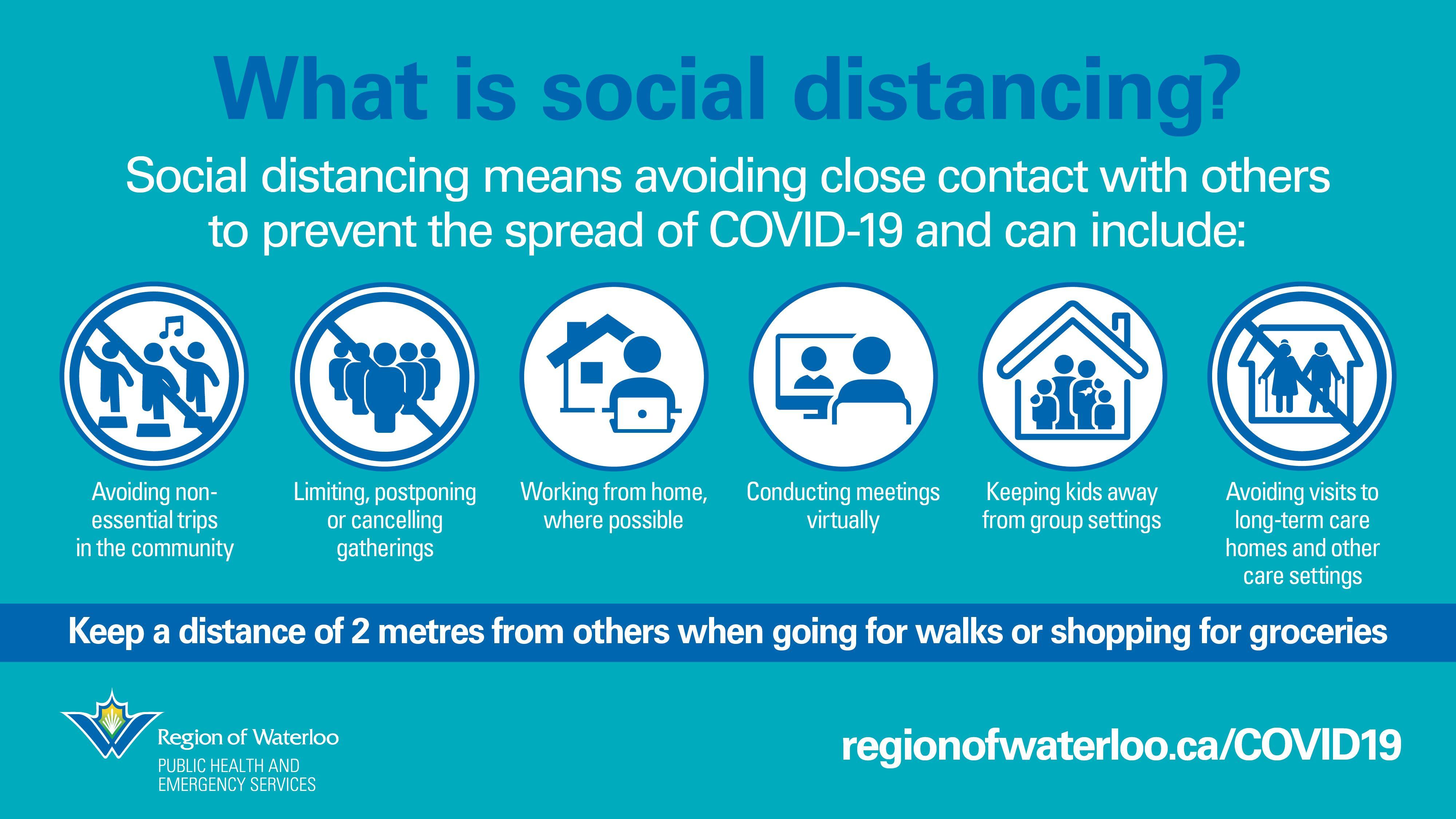 COVID-19 Social Distancing
