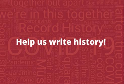 Help Us Write History