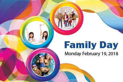 Family Day - Feb 19