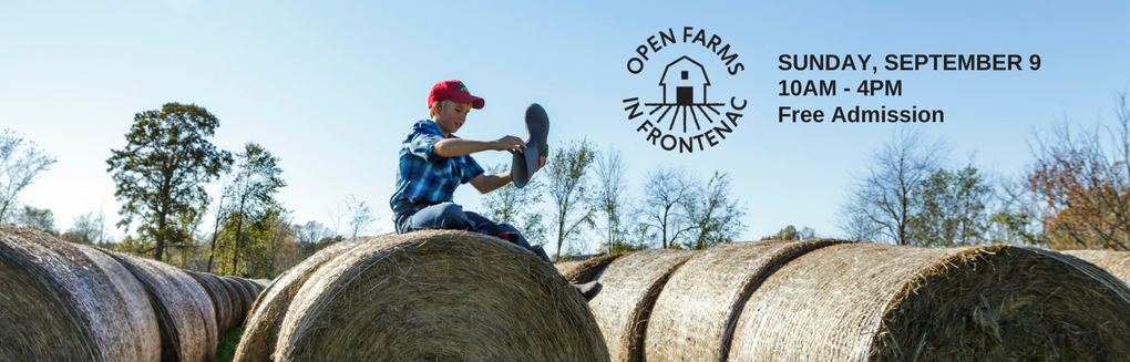 Open Farms in Frontenac banner
