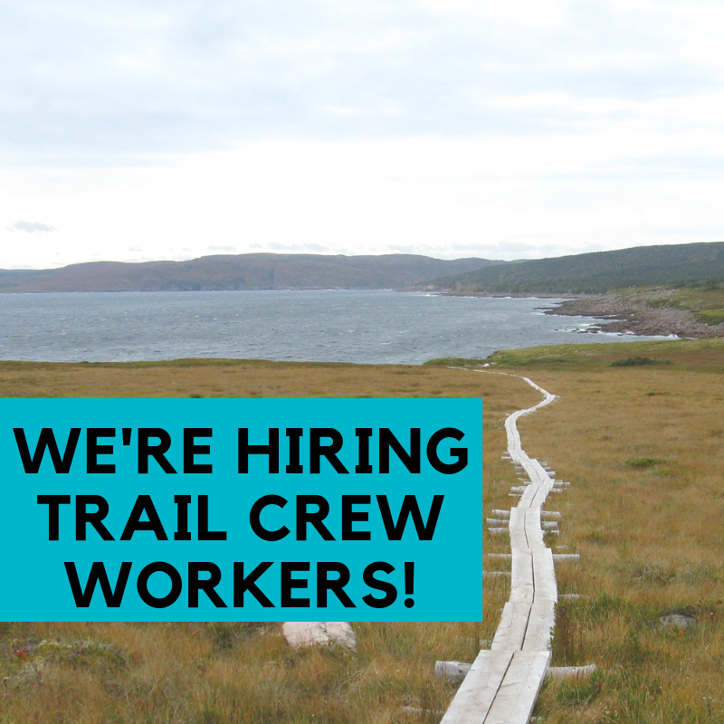 Hiring Trail Crew Workers